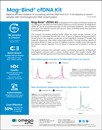 cfDNA Isolation Kit for cell free dna test - Mag-Bind® cfDNA Kit - Sales Sheet